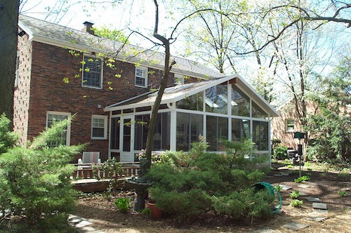 Pro Home and Sunroom - Gable Style Room 7