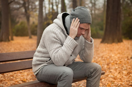 "Featured photo from endyourdepression.com, ""Seasonal Depression Is Not Just The ""Winter Blues"""""
